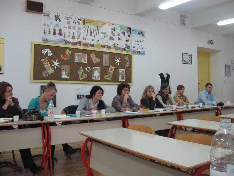 Међународно студијско путовање у Хрватску