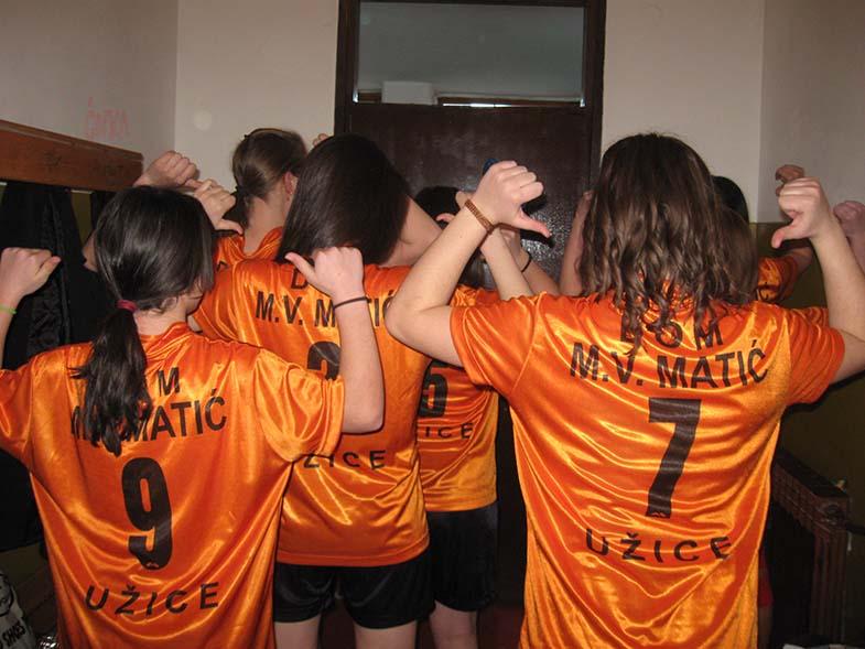 Домијада 2012 - екипа