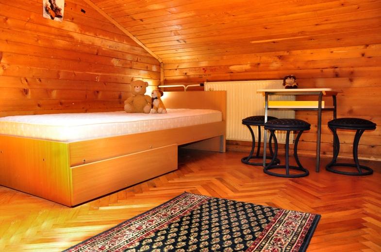 Jedna od soba u domu