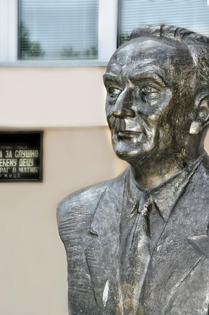 Биста Миодрага В. Матића