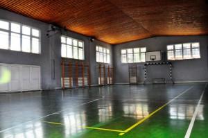 Фискултурна сала школе